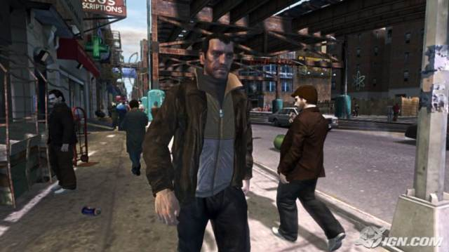 GTA 4 Compressed PC Game Free Download 4.6GB
