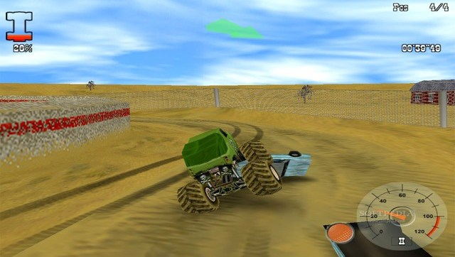 PC Game Monster Truck Fury