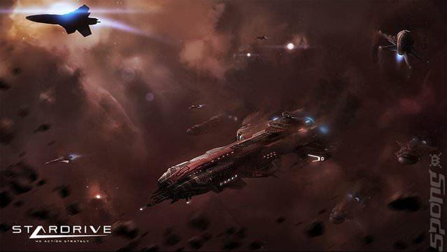 StarDrive PC Game Free Download 1 GB