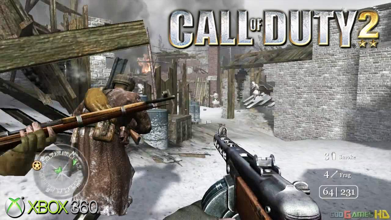 call of duty 2 demo download free pc