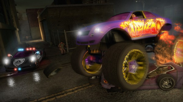 Saints Row 4 System Requirements