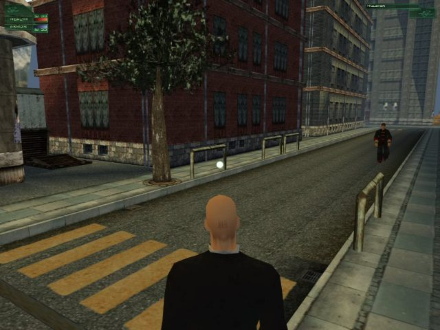 Hitman 1 Codename 47 Compressed PC Game Free Download 133MB