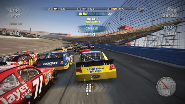 Nascar PC Game Free Download 7GB