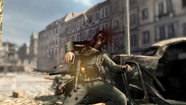 Sniper Elite v2 Compressed PC Game Free Download 1.5GB