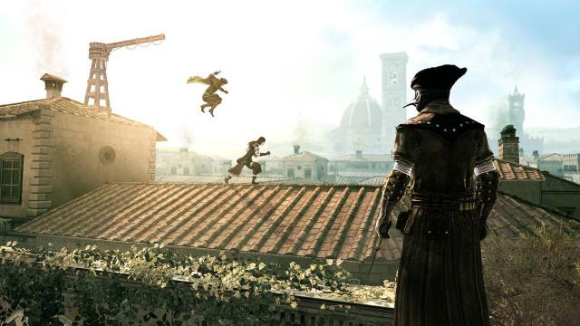 Assassins Creed Brotherhood Ripped PC Game Free Download 3.8GB