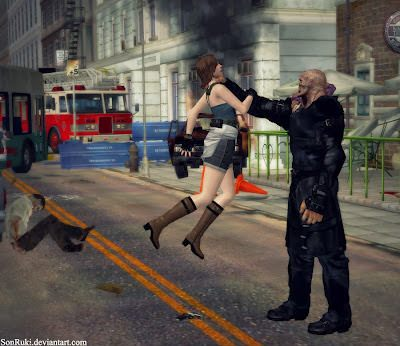 Resident Evil 3 Nemesis Rip PC Game Free Download Direct Links