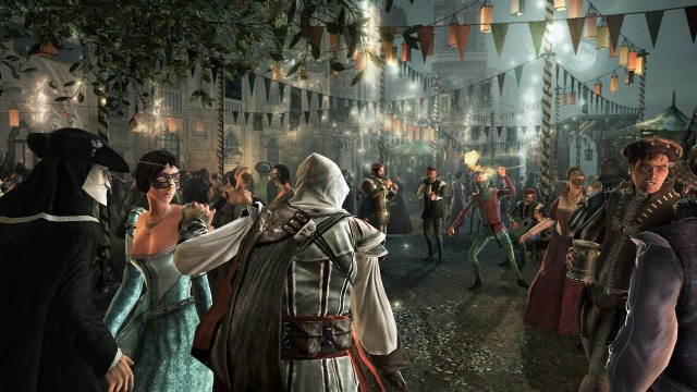 Assassins Creed 2 Ripped PC Game Free Download 3.3GB