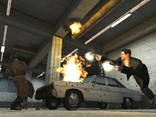 Download Max Payne 2 Game For PC Free Full Version