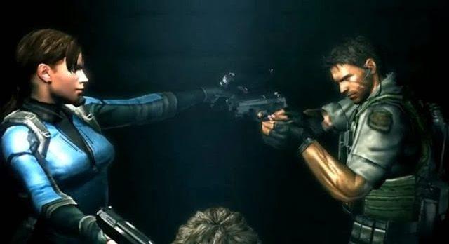 Resident Evil Revelation Full Version Rip PC Game Free Download 2.5GB