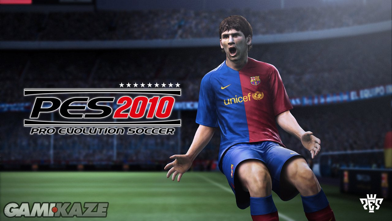 Pro Evolution Soccer 2010 PC Game Free Download 3 8GB | PC