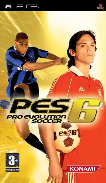 Pro Evolution Soccer 06 PC Game Free Download 346 MB