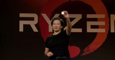 Lisa Su Ryzen Launch