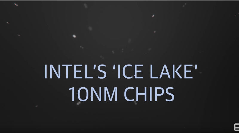 Engadget's Are Intel's 10nm Ice Lake CPUs worth the wait