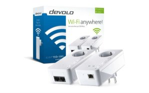 Review – Devolo dLAN 550+ WiFi