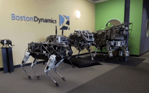 SoftBank compra empresa de robôs Boston Dynamics