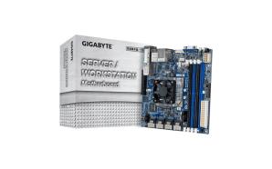 Motherboard Gigabyte MA10-ST0 tem um SoC Intel Atom de 16…
