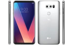 Divulgada nova imagem do LG V30