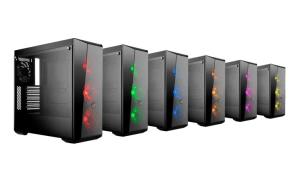 Cooler Master anuncia a caixa MasterBox Lite 5 RGB