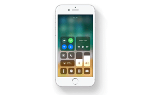 Central de Controlo do iOS 11 não desliga completamente o…