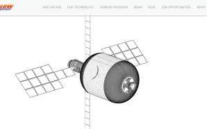 Bigelow Aerospace quer um habitáculo insuflável na órbita da Lua