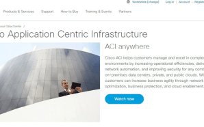 Cisco-Application-Centric-I