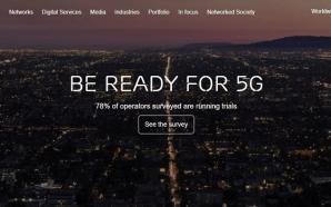 Ericsson: 78% dos operadores já realizaram testes de 5G