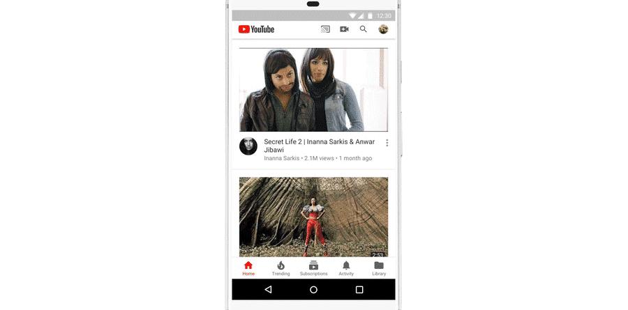 YouTube-Community