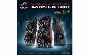 Asus GeForce GTX 1070 Ti New