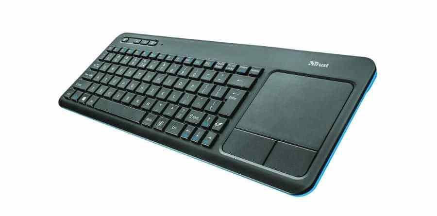 Veza Touchpad Wireless Keyboard