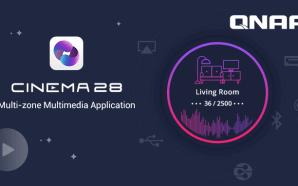 QNAP lança a aplicação Cinema28
