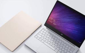 Xiaomi renova Mi Notebook Air de 13,3 polegadas com CPU…