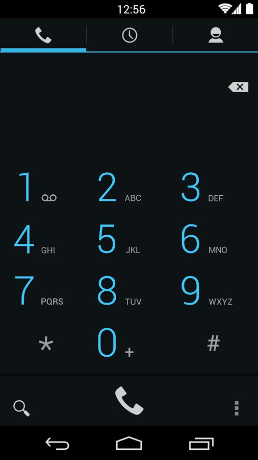 Android 4.4 KitKat Theme 2