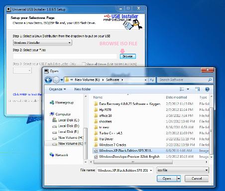 How-make-bootable-USB-pen-drive-Windows