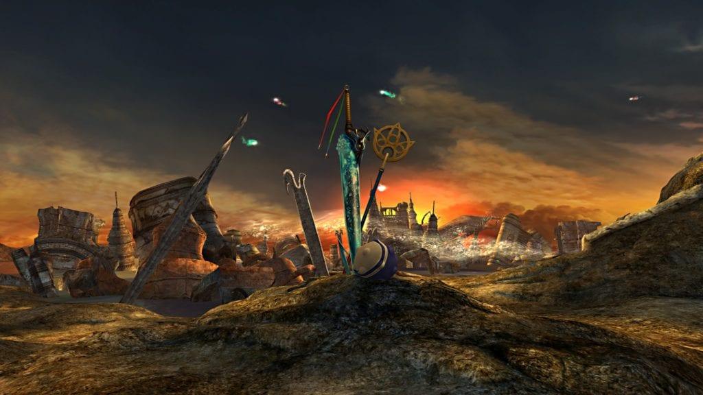 Final Fantasy XX 2 HD Remaster PC Version Impressions