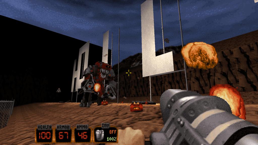 Duke Nukem 3D 20th Anniversary Edition World Tour New