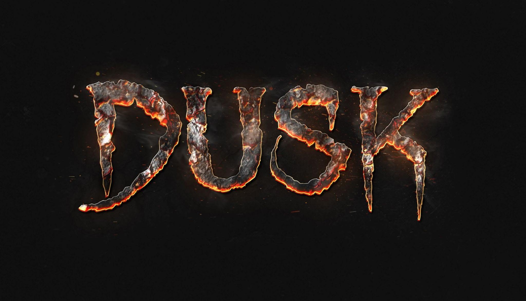 DUSK Trailer Reveals Its 90s FPS Roots PC Invasion
