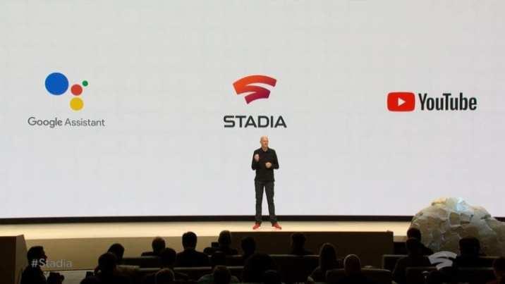 Google Stadia New Studio