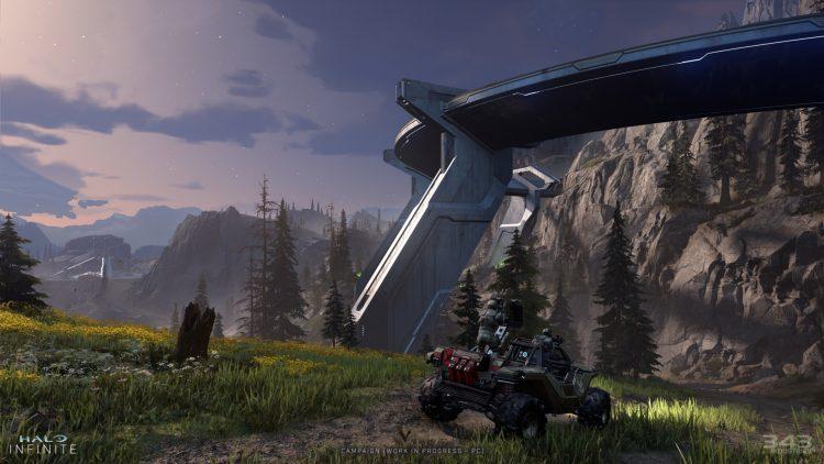 Capturas de pantalla de la campaña Halo Infinite Nuevo