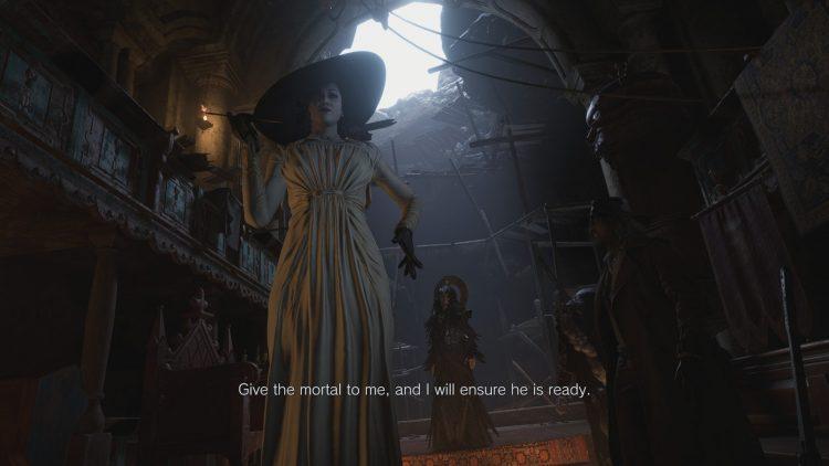 Revisión 2 de Resident Evil Village