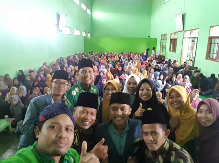 Ratusan Mahasiswa Hadiri Ta'aruf PKPT IPNU IPPNU IAIN Tulungagung