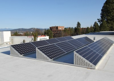 St Lukes Photovoltaic System