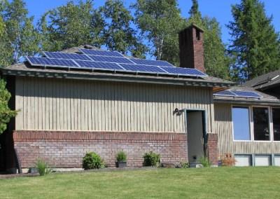 Spokane 4.8kW Photovoltaic System