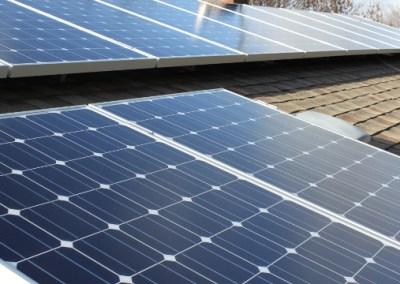 Spokane 3.6kW Photovoltaic System