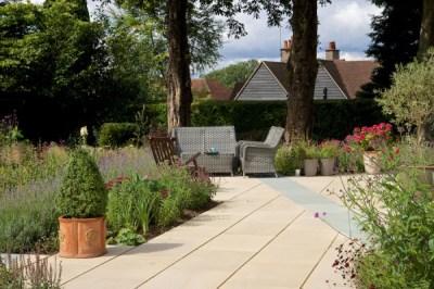 Garden seating Haslemere