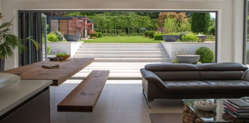 Award Winning Contemporary Garden Design in Surrey