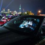 Toronto TIFF drive-in screening