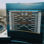 Indy is the first city to host the entire NCAA March Madness men's basketball tournament.