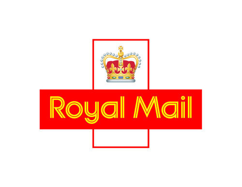 Delivery by royal mail