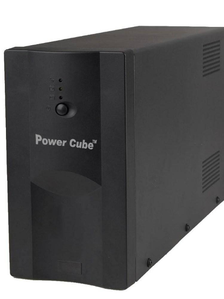 UPS GEMBIRD  850VA w. AVR ADVANCED 'UPS-PC-850AP' (include timbru verde 5 lei)