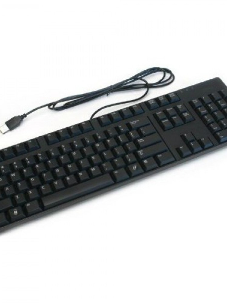 Tastatura DELL; layout: CZE; NEGRU; USB; CN0W202F7091717KL0HBA01, 0W202F''